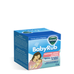 Vicks BabyRub Soothing Aroma Ointment