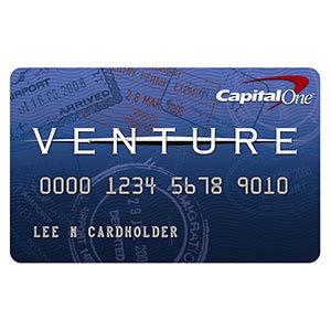 Capital One - Venture Rewards Visa