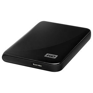 Western Digital My Passport Essential 500 GB USB 2.0 Hard Drive