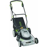 Earthwise 20-Inch Side Mulching/Bagging Electric Lawn Mower