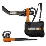 WORX Blower Vacuum Mulcher 12.0 Amp