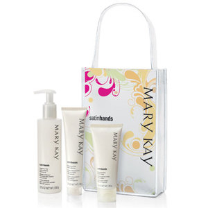 Mary Kay Fragrance-Free Satin Hands Skin Care System