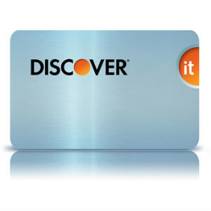 Discover - it Credit Card