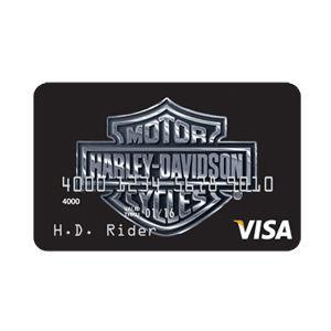 Visa - Harley-Davidson Secured