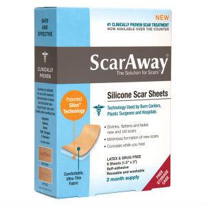 ScarAway Silicone Scar Sheets