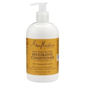 Shea Moisture Raw Shea Butter Restorative Hair Conditioner