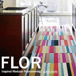 FLOR Carpet Design Squares