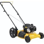 Poulan Pro High-Wheel Side Discharge/Mulch Push Mower, 21-Inch