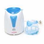 Munchkin Deluxe Bottle and Food Warmer With Pacifier Cleaning Basket