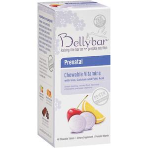 Bellybar Prenatal Chewable Vitamins