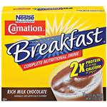 Nestle Carnation Instant Breakfast Complete Nutritional Drink - Rich Milk Chocolate