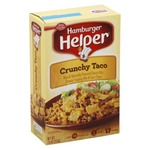 Betty Crocker Hamburger Helper Mexican Crunchy Taco