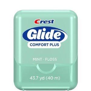 Crest Glide Comfort Plus Mint Floss