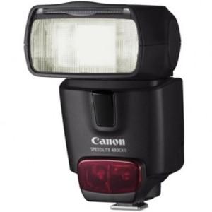 Canon - Speedlite 430EX II TTL Flash