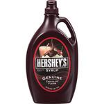 Hershey Genuine Chocolate Flavor Syrup