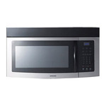 Samsung 1000 Watt 1.5 Cubic Feet Over-the-Range Microwave Oven