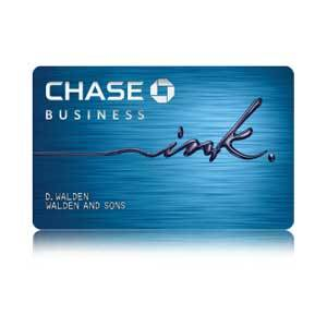 Chase - Ink Plus Business Credit Card