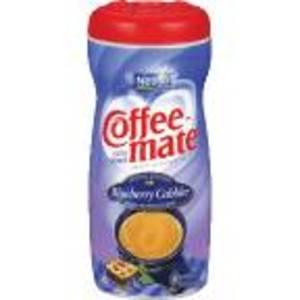 Nestle Coffee-Mate Blueberry Cobbler Powder Creamer