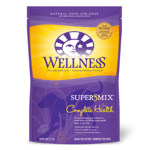 Wellness Super5 Complete Health Dry Dog Food