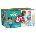 Pampers Easy Ups Boys' Training Pants