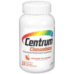 Centrum Chewables Multivitamin/Multimineral Supplement