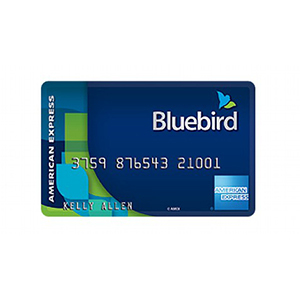 Bluebird Debit Card by American Express
