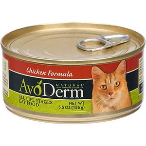 AvoDerm Canned Cat Food