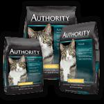Authority Dry Cat Food
