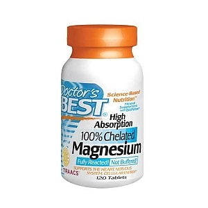 Doctor's Best High Absorption Magnesium Supplement