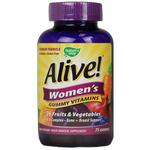 Nature's Way Alive Chewable Women's Gummy Multivitamin