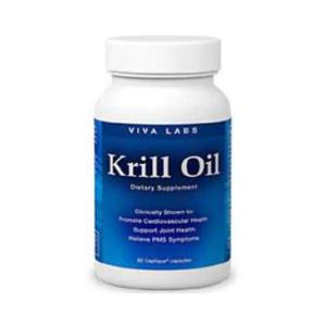 Viva Labs Krill Oil Supplement