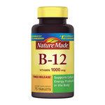 Nature Made Vitamin B-12 1000 mcg