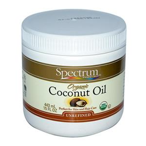 Spectrum Unrefined Organic Coconut Oil