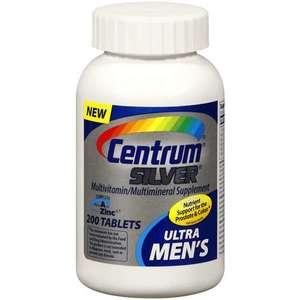 Centrum Silver Ultra Men's Multi-Vitamin