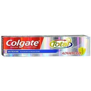 Colgate Total Advanced Plus Whitening Toothpaste
