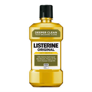 Listerine Antiseptic Mouthwash: All Sizes and Flavors