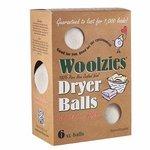 Woolzies Dryer Balls Fabric Softener