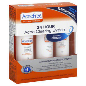AcneFree Free & Clear