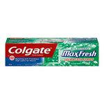 Colgate Max White with Mini Bright Strips Toothpaste