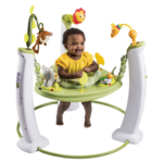 Evenflo ExerSaucer Safari Friends Jumper