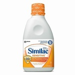 Similac Sensitive for Fussiness & Gas Ready to Feed Baby Formula