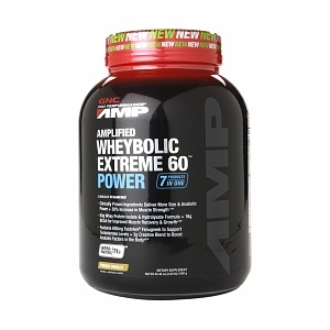GNC Pro Performance AMP Amplified Wheybolic Extreme 60 - Vanilla (GNC)