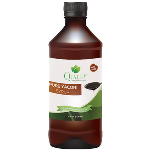 Quality Encapsulations Yacon Syrup Metabolism Booster
