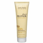 John Frieda Sheer Blonde Highlight Activating Daily Shampoo, Platinum to Champagne