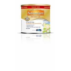 Nutramigen with Enflora LGG for Cows Milk Allergy Powder Can for Babies 0-12 Months
