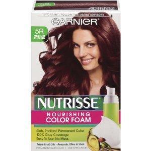 Garnier Nutrisse Nourishing Hair Color Foam