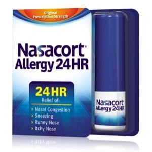 Nasacort Allergy 24 Hour