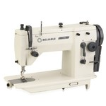 Reliable Zig-Zag Sewing Machine with Sewquiet Servomotor