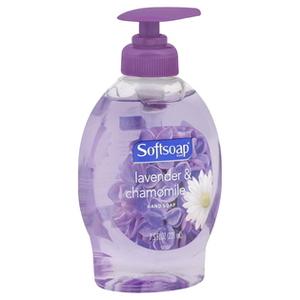 Softsoap Lavender & Chamomile Hand Soap