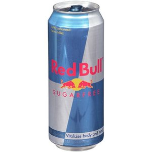 Red Bull - Energy Drink Sugar Free